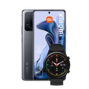 Xiaomi 11T + Mi Watch - Teaser