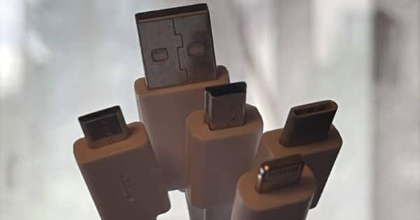 USB-C als vereinheitlichte EU-Ladebuchse