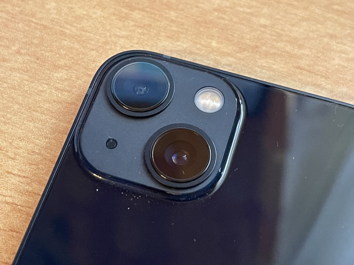 Apple iPhone 13 mini - Dual-Kamera