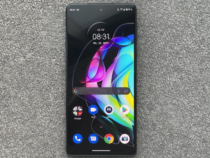 Motorola Edge 20 Test - Artikelbild