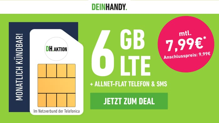 DeinHandy Aktion Allnet 6 GB LTE (md)