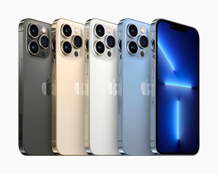Apple iPhone 13 Pro Max Farben