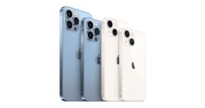 Apple iPhone 13 Vergleich aller Modelle