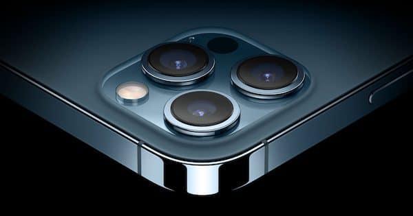 Apple iPhone 12 Pro Max Kamera