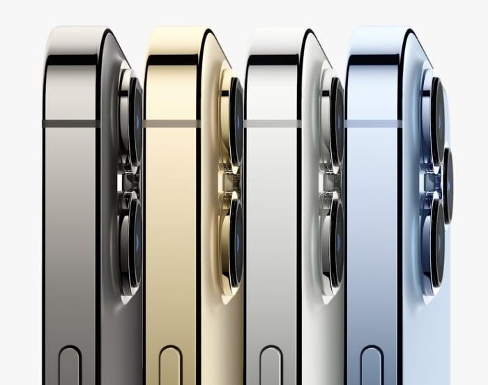 iPhone 13 Pro Farben