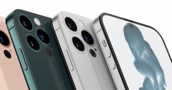 iPhone 14 Pro Max Design Leak Titel