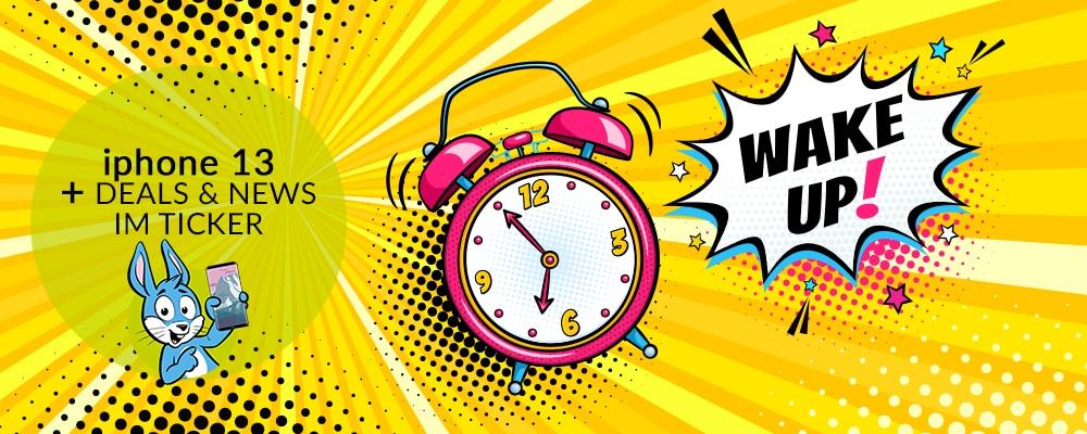 iPhone 13, Pro, Mini & Pro Max: Alle Deals, alle Infos und noch mehr ab 19 Uhr