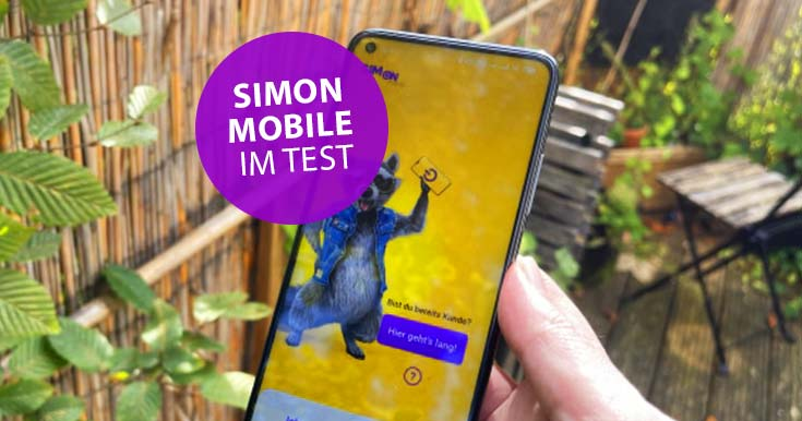 SIMon mobile im Test: Performance, Preis-Leistungsverhältnis & Co.