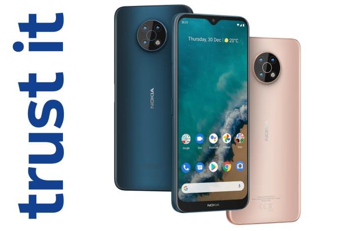 Nokia G50 mit Vertrag, Tarife, Vergleich, Telekom, Vodafone, o2