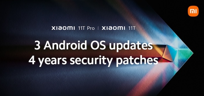 Xiaomi 11T (Pro) Android Updates