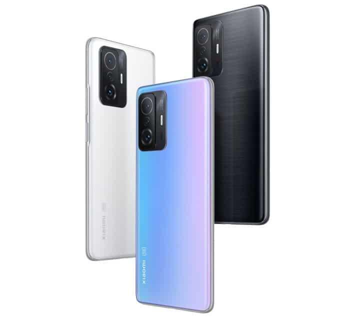 Xiaomi 11T mit Vertrag im Netz von Telekom, Vodafone und Telefónica o2