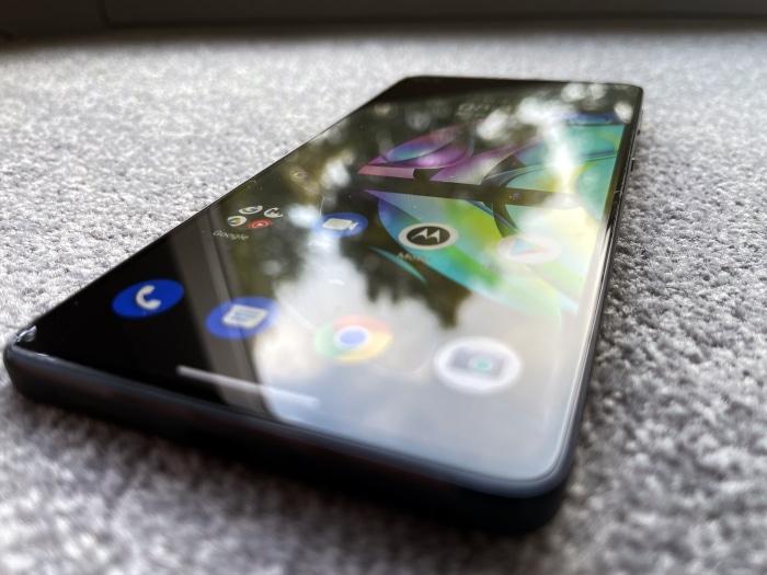 Motorola Edge 20 - Homescreen