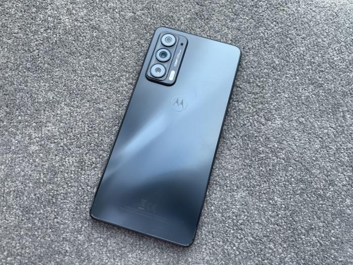 Motorola Edge 20 Test - Rückseite