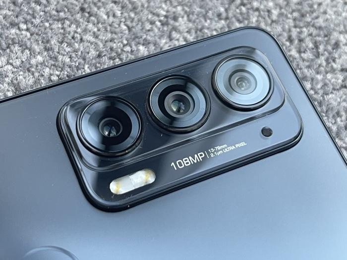 Motorola Edge 20 Test - Triple-Kamera