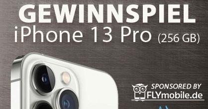 Handyhase-Gewinnspiel: Jetzt mitmachen & ein Apple iPhone 13 Pro im Wert von 1269 € gewinnen!