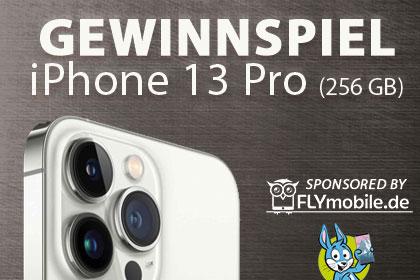 Handyhase Gewinnspiel mit Apple iPhone 13 Pro