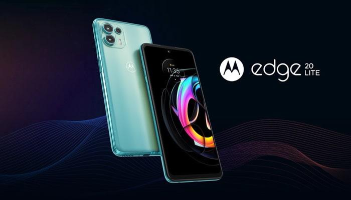 Motorola Edge 20 Lite günstig mit Vertrag kaufen im Netz von Telekom, Vodafone und Telefónica o2