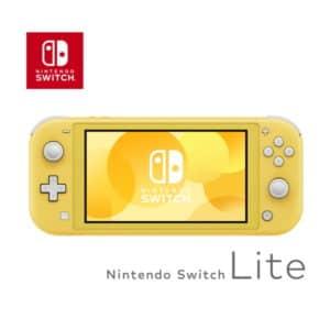 Nintendo Switch Lite Gelb mit Handyvertrag Thumbnail