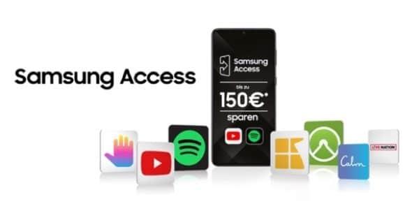 Samsung Access Aktion